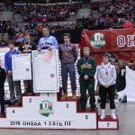 Evan Hostetler is State Runner-Up at Wrestling State Championships