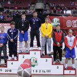Logan Stanley Captures 3rd Place at State Wrestling Championships