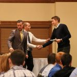 Waynedale Boys Basketball/Cheerleading Championship Banquet @ Amish Door 3/20/18