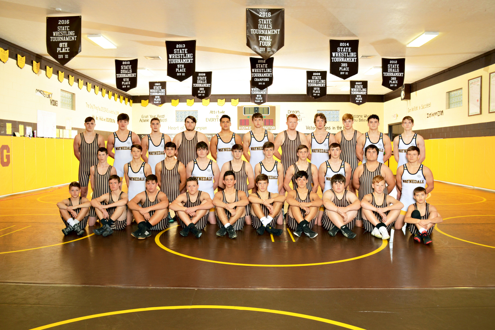 Waynedale Wrestlers Victorious Against Indian Valley 36-34