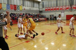 Waynedale JV/Varsity Boys Basketball vs. Norwayne 2/5/19
