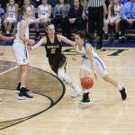 Waynedale Varsity Girls Basketball vs Chippewa OHSAA DIII District Semi-Finals 2/27/19