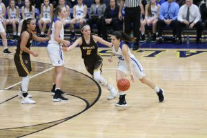 Waynedale Varsity Girls Basketball vs Chippewa OHSAA DIII District Semi-Finals 2/27/19