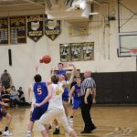 Waynedale Varsity Boys Basketball vs. Tuslaw OHSAA DIII Sectional Finals 3/1/19