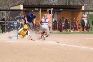Waynedale Softball vs. Claymont 4/13/19
