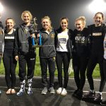 Waynedale Girls Track Finishes in Second Place in the Bob Valentine Hillsdale Invite!!
