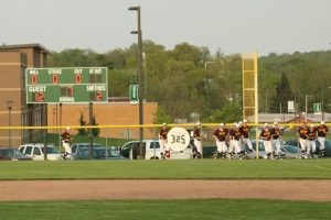 Waynedale Varsity Baseball vs. Smithville 5/16/19