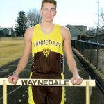Derek Reber Reaches State Championships in 300M Hurdles