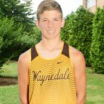 JJ Varner Qualifies for DIII Cross Country Regionals
