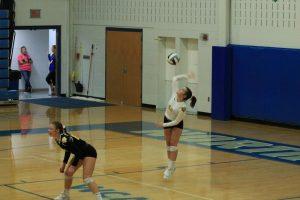 Waynedale JV/Varsity Volleyball vs. Northwestern 8/27/19