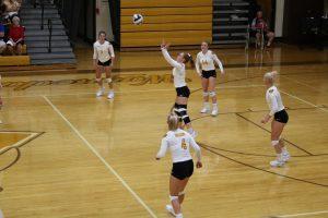 Waynedale JV/Varsity Volleyball vs. Dalton 8/29/19