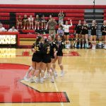 Waynedale Varsity Volleyball at Rittman 9/3/19