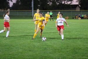 Waynedale Varsity Girls Soccer vs. Rittman 9/5/19