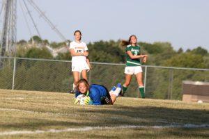 Waynedale Varsity Girls Soccer vs. Smithville 9/10/19