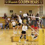 Waynedale Varsity Volleyball vs. Norwayne 9/12/19