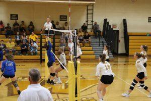 Waynedale Varsity Volleyball vs. Northwestern 9/19/19