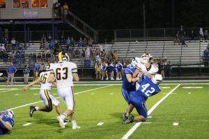 Waynedale Varsity Football vs. Chippewa 9/20/19