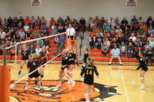 Waynedale JV/Varsity Volleyball vs. Dalton 9/24/19