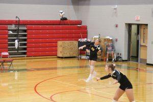 Waynedale JV Volleyball vs. Norwayne 10/8/19