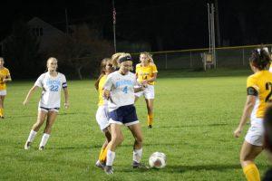 Waynedale Varsity Girls Soccer vs. Hillsdale 10/10/19 (Senior Night)