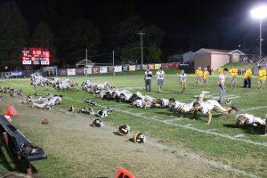 Waynedale Varsity Football vs. Rittman 10/11/19