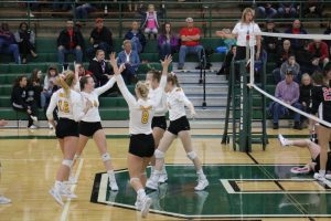 Waynedale Varsity Volleyball vs. Orrville (OHSAA DIII Sectional Finals) 10/16/19