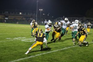 Waynedale Varsity Football vs. Smithville 10/18/19