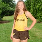 Kylee Gray Qualifies for DIII Cross Country Regionals