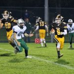 Waynedale Varsity Football vs. Smithville 10/18/19