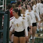 Waynedale Volleyball vs.Rittman (OHSAA DIII District Semi-Finals) 10/23/19