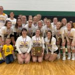 Waynedale Volleyball Back-to-Back District Champs