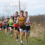 Johnathan Varner Places 12th in OHSAA DIII State Cross Country Championships