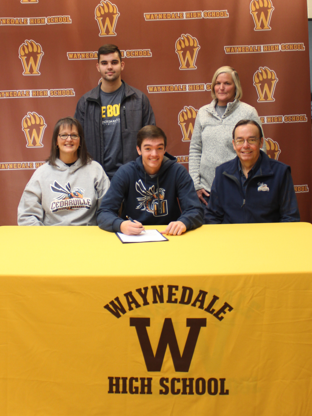 Dylan Ledford Will Be Attending Cedarville University for Golf