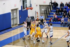 Waynedale JV/Varsity Boys Basketball vs. Chippewa 12/20/19