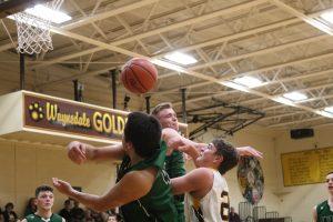 Waynedale Varsity Boys Basketball vs. Smithville 12/27/19