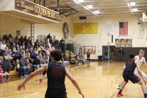 Waynedale JV/Varsity Boys Basketball vs. Rittman 1/3/20