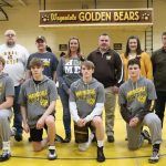 Waynedale Varsity Wrestling Senior Night vs. Indian Valley 1/14/20