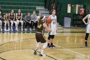 Waynedale JV/Varsity Girls Basketball vs. Smithville 1/16/20