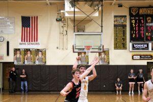 Waynedale JV/Varsity Boys Basketball vs. Dalton 1/17/20