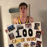 Storm Stanley Wins His 100th Match at Waynedale