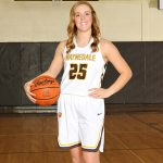 Brooklyn Troyer Reaches the 1,000 Point Milestone