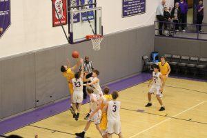 Waynedale JV/Varsity Boys Basketball vs. Norwayne (Sr. Night) 2/14/20