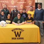 James Raber to Play Football at Tiffin University