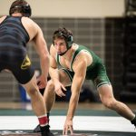 Update on 2018 Golden Bear Grad Logan Stanley Sophomore Wrestling Season at Ohio University