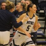 Update on 2016 Golden Bear Grad, Madison Near Basketball at Mount Vernon Nazarene