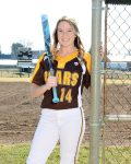 Senior Spotlight (Madison Rowe Softball)