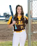 Senior Spotlight (Mallory Shoup Softball)