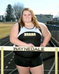 Senior Spotlight (Kyleigh Wells Track and Field)