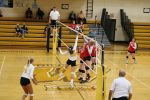 Waynedale Volleyball vs. Rittman 9/1/20 (Senior Night)