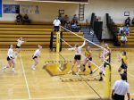 Waynedale Volleyball vs. Hillsdale 9/15/20